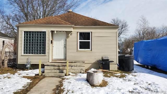 8400 Braile Street, Detroit, MI 48228 (MLS #R2210012756) :: Berkshire Hathaway HomeServices Snyder & Company, Realtors®
