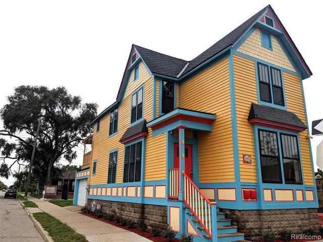 1792 W Willis Street #2, Detroit, MI 48208 (MLS #R2210012780) :: Berkshire Hathaway HomeServices Snyder & Company, Realtors®