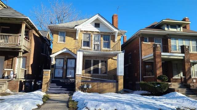 8972 N Martindale Street, Detroit, MI 48204 (MLS #R2210012795) :: Berkshire Hathaway HomeServices Snyder & Company, Realtors®