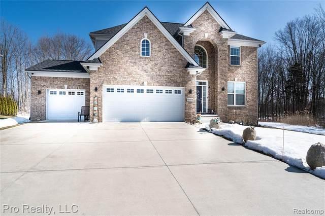 50808 Sevilla Circle, Novi, MI 48374 (MLS #R2210012972) :: Berkshire Hathaway HomeServices Snyder & Company, Realtors®