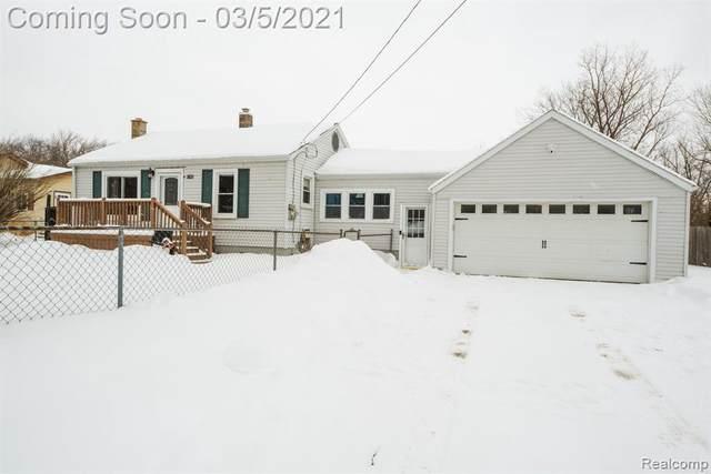 4745 Jamm Rd Road, Lake Orion, MI 48359 (MLS #R2210013243) :: Berkshire Hathaway HomeServices Snyder & Company, Realtors®
