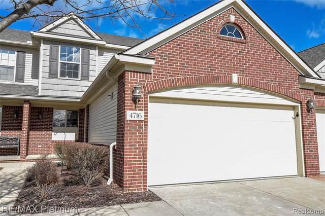 4716 Summer Ridge Drive, Howell, MI 48843 (MLS #R2210013342) :: Berkshire Hathaway HomeServices Snyder & Company, Realtors®