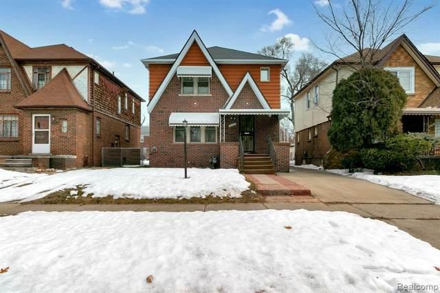 18224 Prairie Street, Detroit, MI 48221 (MLS #R2210013370) :: Berkshire Hathaway HomeServices Snyder & Company, Realtors®