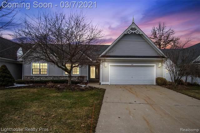 241 Victoria Park, Howell, MI 48843 (MLS #R2210013940) :: Berkshire Hathaway HomeServices Snyder & Company, Realtors®