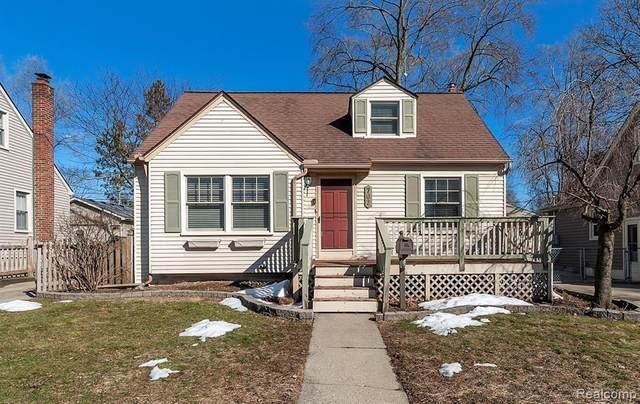 702 N Harvey Street, Plymouth, MI 48170 (MLS #R2210014379) :: Berkshire Hathaway HomeServices Snyder & Company, Realtors®