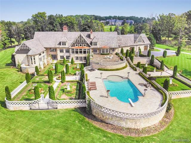 5350 Brewster Road, Rochester, MI 48306 (MLS #R2210014413) :: Berkshire Hathaway HomeServices Snyder & Company, Realtors®