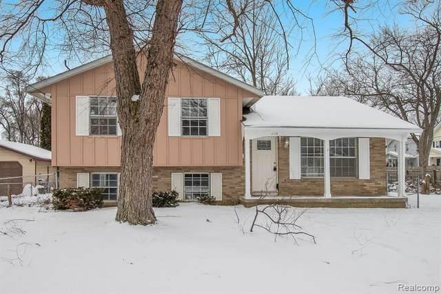 859 W Noble Avenue, Monroe, MI 48162 (MLS #R2210014551) :: Berkshire Hathaway HomeServices Snyder & Company, Realtors®