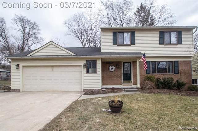 14688 Garland Avenue, Plymouth, MI 48170 (MLS #R2210014583) :: Berkshire Hathaway HomeServices Snyder & Company, Realtors®