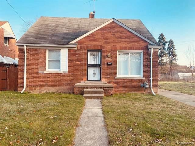 12868 Payton Street, Detroit, MI 48224 (MLS #R2210014616) :: Berkshire Hathaway HomeServices Snyder & Company, Realtors®