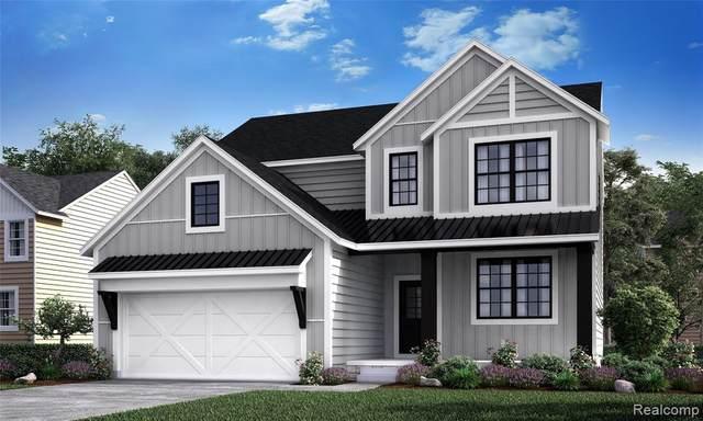 6480 Hawthorne Avenue, Ypsilanti, MI 48197 (MLS #R2210014811) :: Berkshire Hathaway HomeServices Snyder & Company, Realtors®