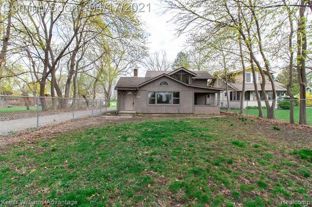 3026 Dixie, Waterford, MI 48328 (MLS #R2210018767) :: Berkshire Hathaway HomeServices Snyder & Company, Realtors®