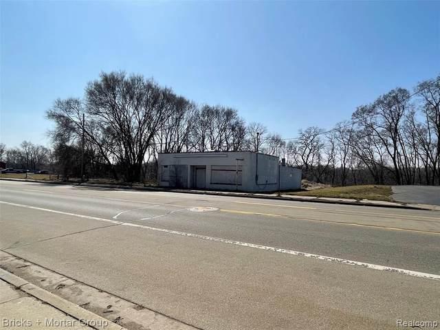 695 W Michigan Avenue, Battle Creek, MI 49037 (MLS #R2210019408) :: Berkshire Hathaway HomeServices Snyder & Company, Realtors®