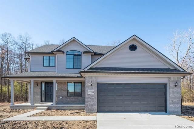 8398 Jack Pine Circle, Ypsilanti, MI 48197 (MLS #R2210021258) :: Berkshire Hathaway HomeServices Snyder & Company, Realtors®
