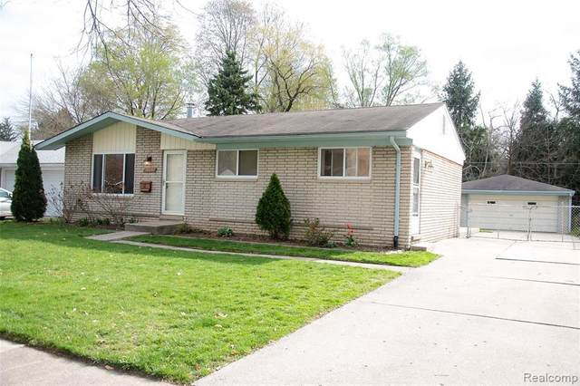14436 Stonehouse Avenue, Livonia, MI 48154 (MLS #R2210022022) :: Berkshire Hathaway HomeServices Snyder & Company, Realtors®