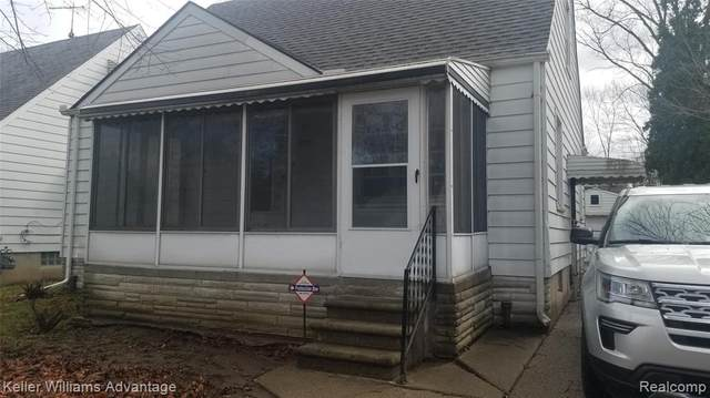 8310 Stout Street, Detroit, MI 48228 (MLS #R2210022839) :: Berkshire Hathaway HomeServices Snyder & Company, Realtors®