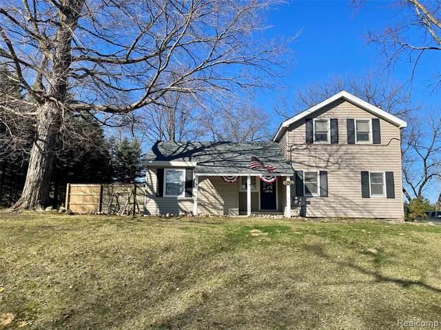 13320 Island Lake Road, Chelsea, MI 48118 (MLS #R2210023232) :: Berkshire Hathaway HomeServices Snyder & Company, Realtors®