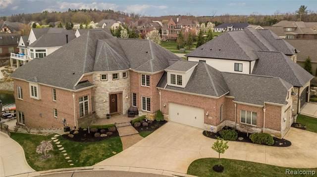 10424 Sandpiper, South Lyon, MI 48178 (MLS #R2210023468) :: Berkshire Hathaway HomeServices Snyder & Company, Realtors®