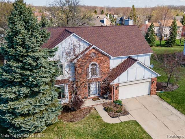 3940 Kelsey Road, Lake Orion, MI 48360 (MLS #R2210024076) :: Berkshire Hathaway HomeServices Snyder & Company, Realtors®