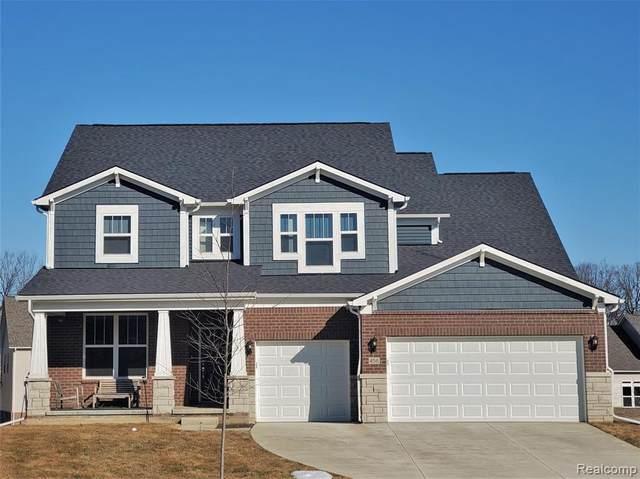 117 Beddingham, Saline, MI 48176 (MLS #R2210025214) :: Berkshire Hathaway HomeServices Snyder & Company, Realtors®