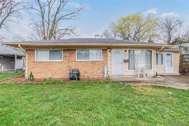 13011 Albany Street, Oak Park, MI 48237 (MLS #R2210025364) :: Berkshire Hathaway HomeServices Snyder & Company, Realtors®