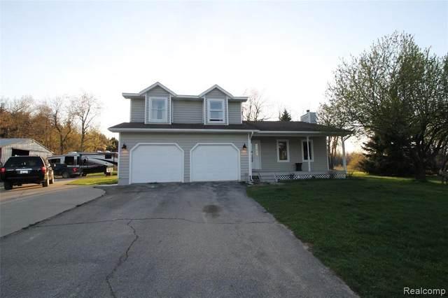 3248 Hosner Road, Dryden, MI 48428 (MLS #R2210025484) :: Berkshire Hathaway HomeServices Snyder & Company, Realtors®