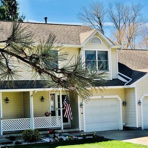 145 Meadow Pointe Drive, Fenton, MI 48430 (MLS #R2210025500) :: Berkshire Hathaway HomeServices Snyder & Company, Realtors®