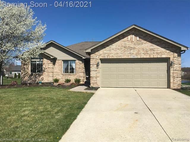1361 Ridge View, Grand Blanc, MI 48439 (MLS #R2210025612) :: Berkshire Hathaway HomeServices Snyder & Company, Realtors®