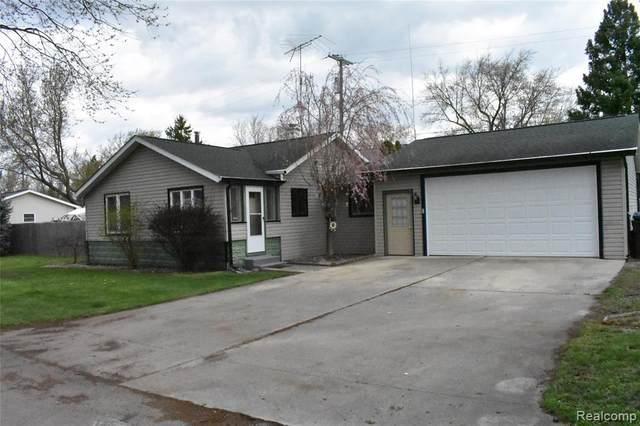 3451 Baycrest Drive, Monroe, MI 48162 (MLS #R2210025707) :: Berkshire Hathaway HomeServices Snyder & Company, Realtors®