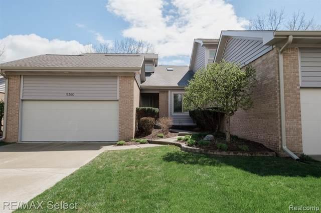 5380 Warwick Trail, Grand Blanc, MI 48439 (MLS #R2210025733) :: Berkshire Hathaway HomeServices Snyder & Company, Realtors®
