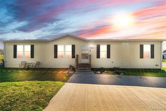 6400 Prince Boulevard, Fenton, MI 48430 (MLS #R2210025745) :: Berkshire Hathaway HomeServices Snyder & Company, Realtors®