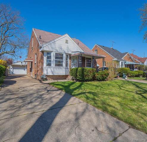 6505 Memorial Avenue, Detroit, MI 48228 (MLS #R2210025859) :: Berkshire Hathaway HomeServices Snyder & Company, Realtors®