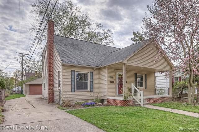 3731 Polk Street, Dearborn, MI 48124 (MLS #R2210025886) :: Berkshire Hathaway HomeServices Snyder & Company, Realtors®