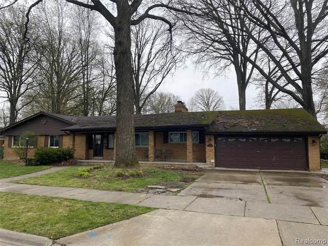 20701 Donaldson Street, Dearborn, MI 48124 (MLS #R2210025930) :: Berkshire Hathaway HomeServices Snyder & Company, Realtors®