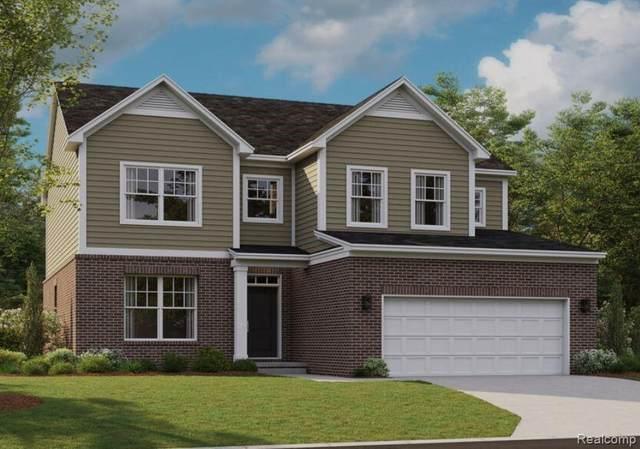 8321 Pioneer Street, Washington, MI 48094 (MLS #R2210026173) :: Berkshire Hathaway HomeServices Snyder & Company, Realtors®