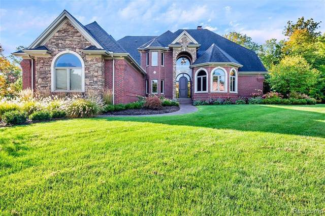 14930 Timberwoods, Washington, MI 48094 (MLS #R2210026186) :: Berkshire Hathaway HomeServices Snyder & Company, Realtors®