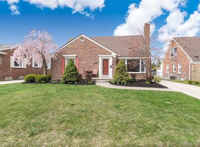 2205 Beaver Street, Dearborn, MI 48128 (MLS #R2210026196) :: Berkshire Hathaway HomeServices Snyder & Company, Realtors®