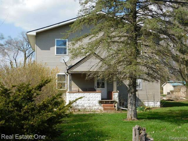 2958 Dixiebrook Street, Erie, MI 48133 (MLS #R2210026215) :: Berkshire Hathaway HomeServices Snyder & Company, Realtors®