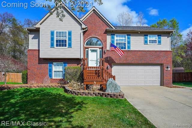 1335 Craig Drive, Westland, MI 48186 (MLS #R2210026223) :: Berkshire Hathaway HomeServices Snyder & Company, Realtors®