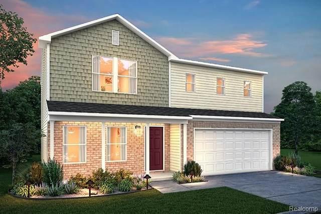 8745 W Park Ridge Circle, Newport, MI 48166 (MLS #R2210026347) :: Berkshire Hathaway HomeServices Snyder & Company, Realtors®