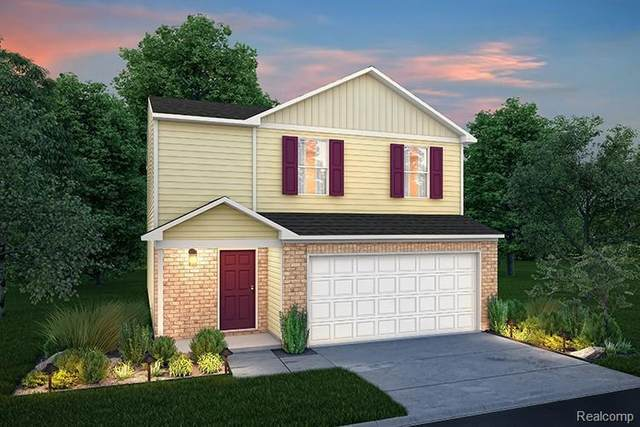 8767 W Park Ridge Circle, Newport, MI 48416 (MLS #R2210026413) :: Berkshire Hathaway HomeServices Snyder & Company, Realtors®