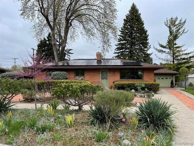 4933 Harding Street, Wayne, MI 48184 (MLS #R2210026422) :: Berkshire Hathaway HomeServices Snyder & Company, Realtors®