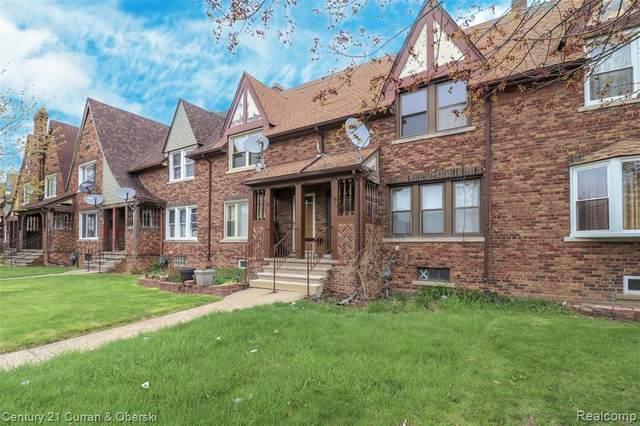 6434 Schaefer Road, Dearborn, MI 48126 (MLS #R2210026520) :: Berkshire Hathaway HomeServices Snyder & Company, Realtors®