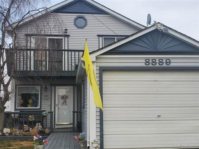 8889 Anchor Bay Drive, Clay, MI 48001 (MLS #R2210026557) :: Berkshire Hathaway HomeServices Snyder & Company, Realtors®