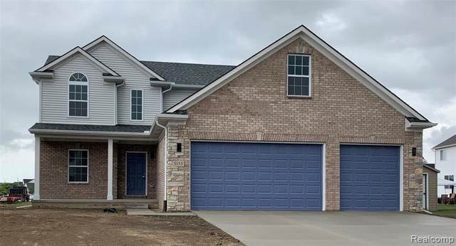 577 Falcon Drive, Dundee, MI 48131 (MLS #R2210026607) :: Berkshire Hathaway HomeServices Snyder & Company, Realtors®