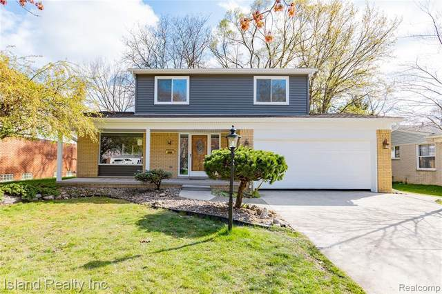 13853 Heritage Street, Riverview, MI 48193 (MLS #R2210026650) :: Berkshire Hathaway HomeServices Snyder & Company, Realtors®
