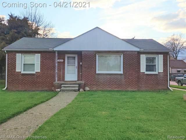 14620 Trenton Road, Southgate, MI 48195 (MLS #R2210026875) :: Berkshire Hathaway HomeServices Snyder & Company, Realtors®