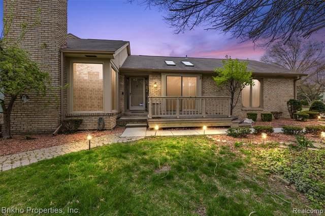 43038 W Kirkwood Drive, Clinton, MI 48038 (MLS #R2210027229) :: Berkshire Hathaway HomeServices Snyder & Company, Realtors®