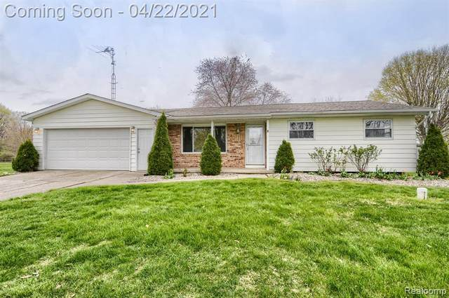 7471 Ironwood Drive, Swartz Creek, MI 48473 (MLS #R2210027641) :: Berkshire Hathaway HomeServices Snyder & Company, Realtors®