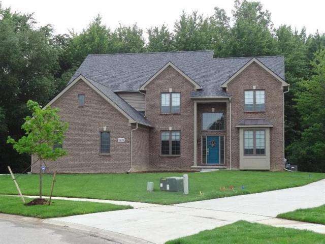 5192 Kingsway Circle, Ann Arbor, MI 48108 (MLS #3221220) :: The Toth Team