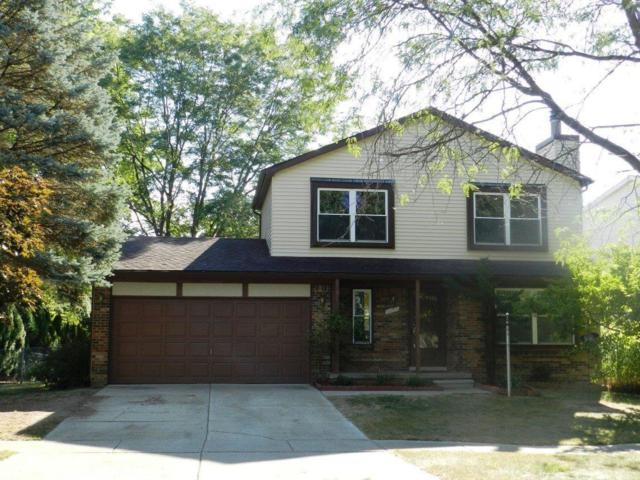 5199 Applewood Drive, Ypsilanti, MI 48197 (MLS #3251482) :: The Toth Team